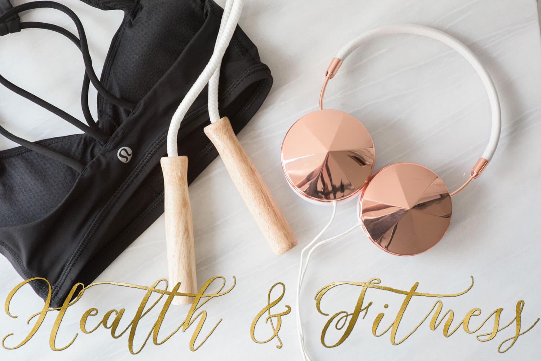 Lady J blog, Health & Fitness