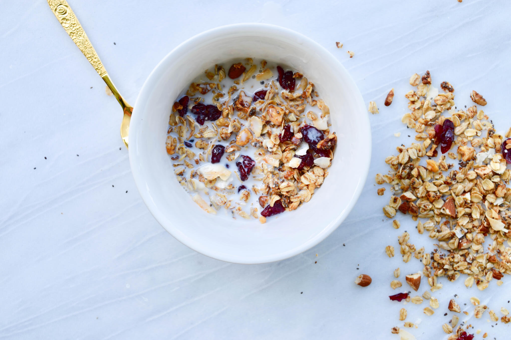 Cottage Food Laws & Homemade Granola