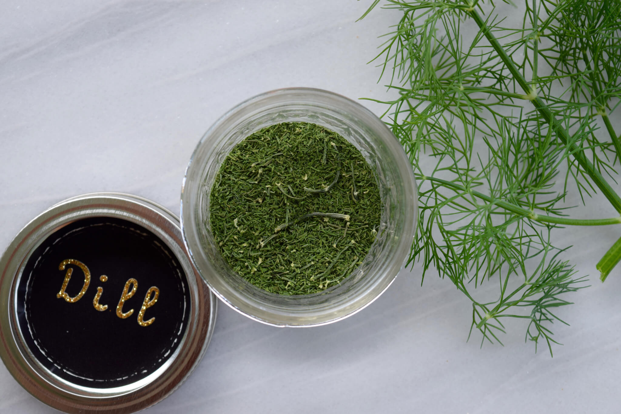 St. Patty's Day Gift Idea: Dried Herbs